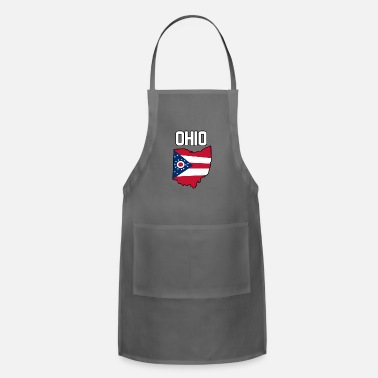 State State - Adjustable Apron