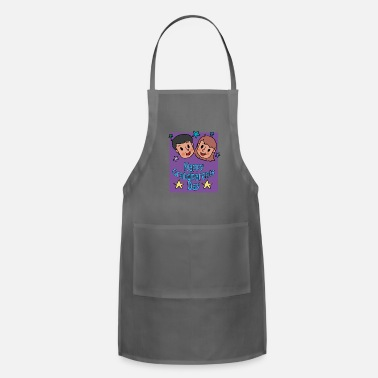 Grand Parents Grand Parents T Shirt. - Apron