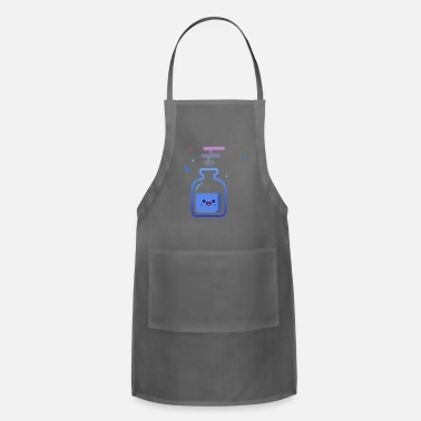 Funny chemist test tube - Adjustable Apron