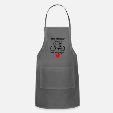 Mobile mobile divice - Adjustable Apron