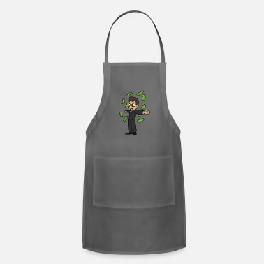 Moneygrubbing Paul Money Tooney - Apron