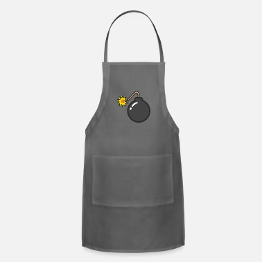 Bomb bomb - Adjustable Apron