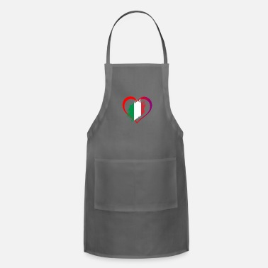 Italy Italy - Adjustable Apron