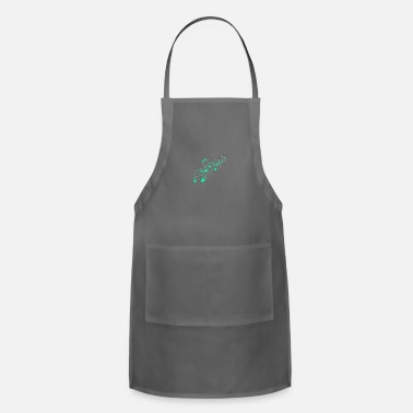 Hits hit music - Adjustable Apron