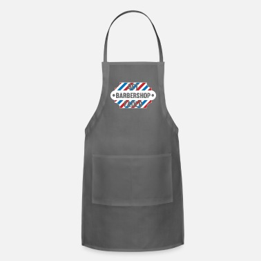 Congratulations Get Barbershop Faded - Adjustable Apron