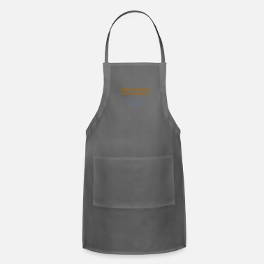 Macho Married Men Don't have a Lifestyle - Adjustable Apron