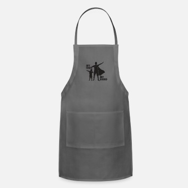 Son For Father and Son I Perfect Gift for Fathers Day - Apron