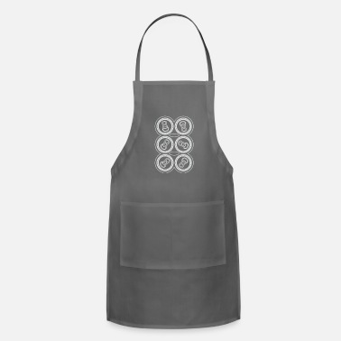 Six-pack Six Pack - Adjustable Apron
