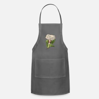Lotus Flower Flower - Adjustable Apron