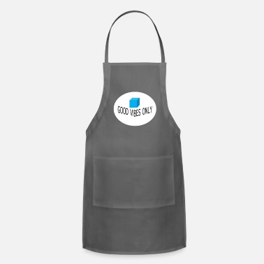 Good Vibes Only - Adjustable Apron