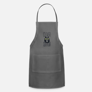 Clever Clever Creatur - Adjustable Apron