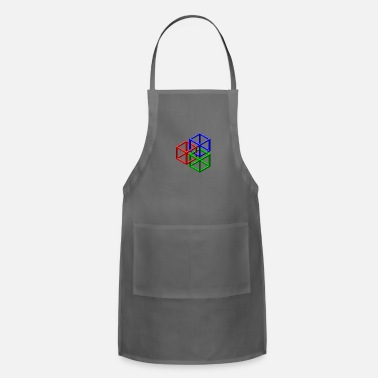 Clip Art clip art geometric designs - Adjustable Apron