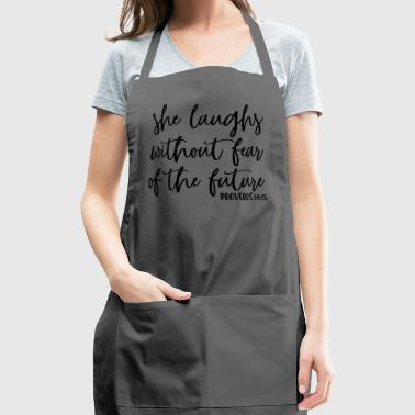She Laughs! - Adjustable Apron