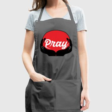 pray for - Adjustable Apron