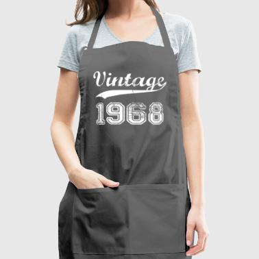 1968 - Adjustable Apron