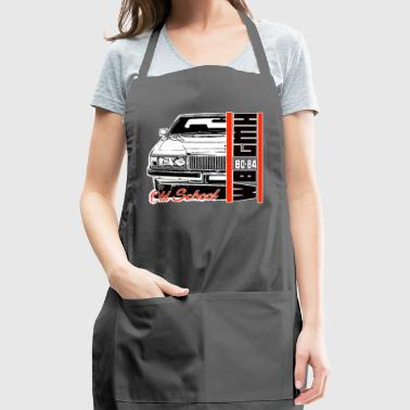 WB 1/2 OLD - Adjustable Apron