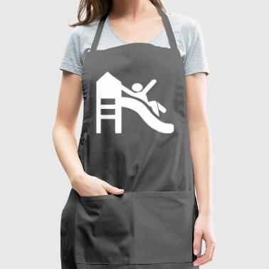 Playhouse Slide - Adjustable Apron