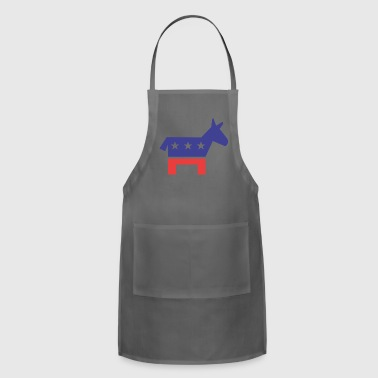 Democratic Party - Adjustable Apron