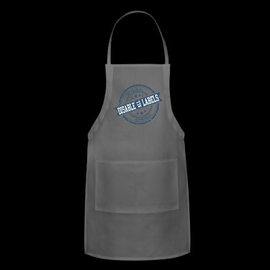 Disable All Labels Original - Adjustable Apron