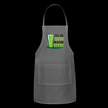 ST.patrick day's - Adjustable Apron
