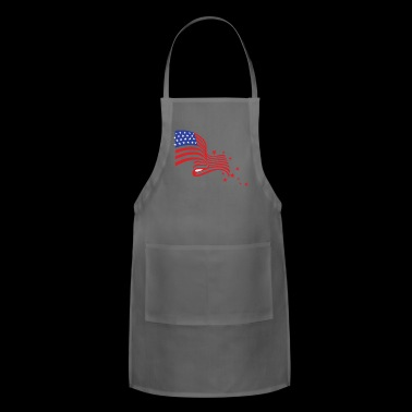 fourth of JULY - Adjustable Apron