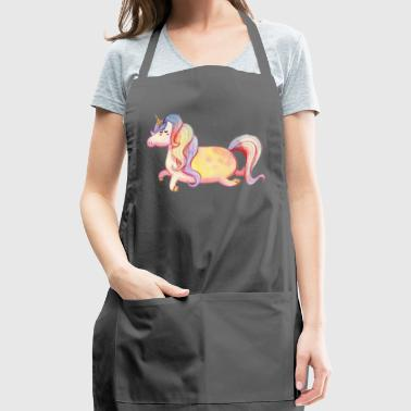 Unicorn 07 - Adjustable Apron