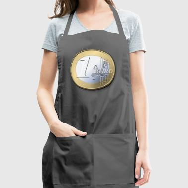 1 Euro - Adjustable Apron
