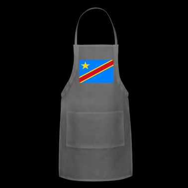 democratic republic of the congo - Adjustable Apron