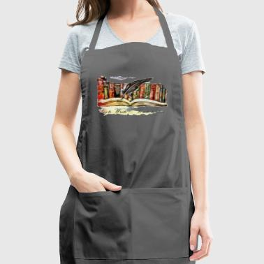 Write to Live - Adjustable Apron