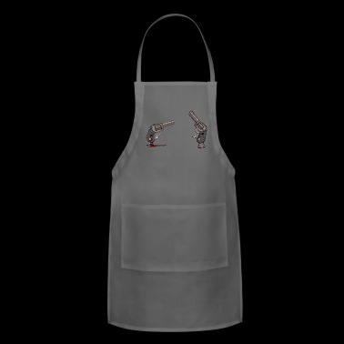 Guns - Adjustable Apron
