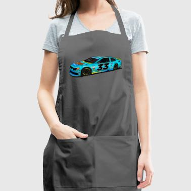 vector nascar - Adjustable Apron