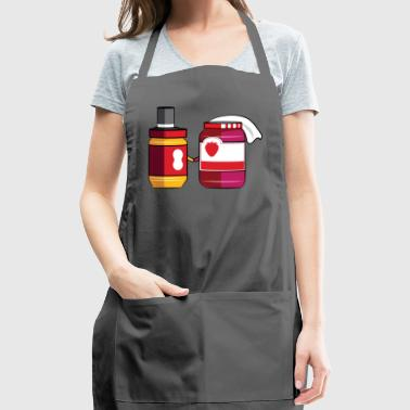 PB J Wedding - Adjustable Apron