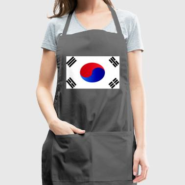 republic of korea - Adjustable Apron