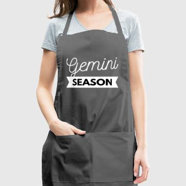 Gemini Season - Adjustable Apron