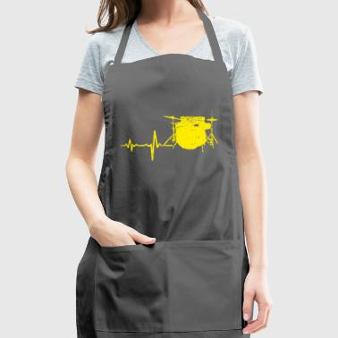 gift heartbeat drums - Adjustable Apron