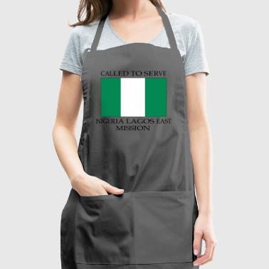 Nigeria Lagos East LDS Mission Called to Serve - Adjustable Apron