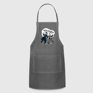 Clueing - Adjustable Apron