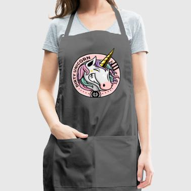 Dirty Unicorn - Adjustable Apron