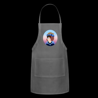 Sunrise Jason - Adjustable Apron