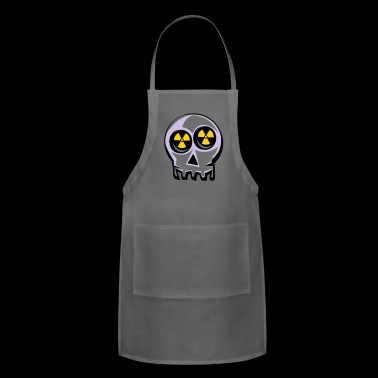 nuclear skull - Adjustable Apron