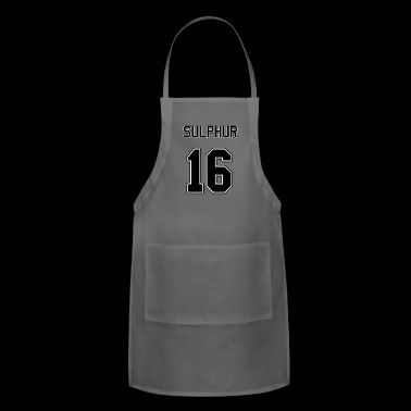Periodic Table - Adjustable Apron