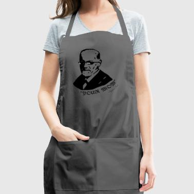Your Mom - Sigmund Freud - Deal With It - Adjustable Apron