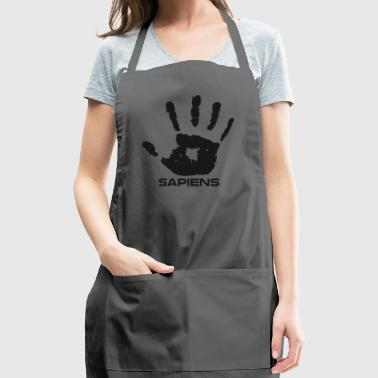 sapiens blak - Adjustable Apron
