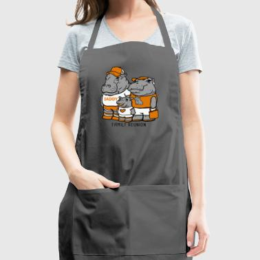 Family reunion - Adjustable Apron