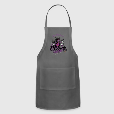 Monster Dash - Adjustable Apron