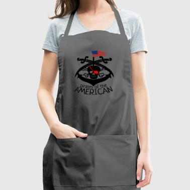 Pirate of the AMERICAN - Adjustable Apron