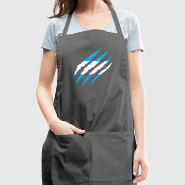 Argentina - Soccer Fan World Flag Gift 2018 - Adjustable Apron