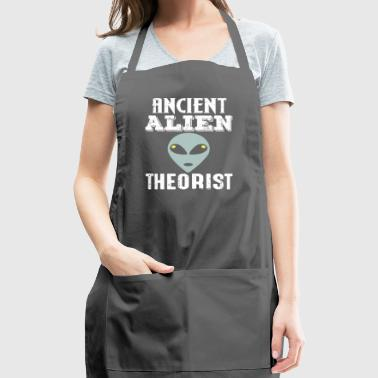 Ancient Alien Theorist - Adjustable Apron