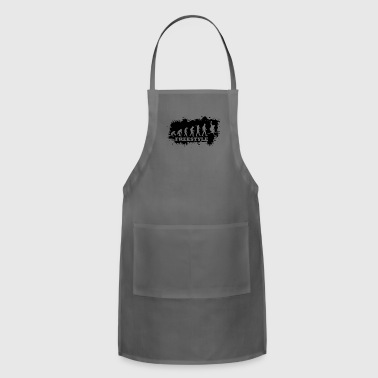 Evolution of Freestyle - Adjustable Apron