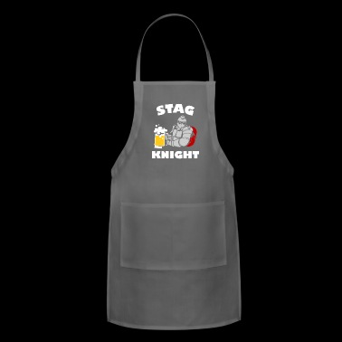 STAG KNIGHTS - Adjustable Apron